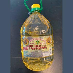 Aceite de girasol alto oleico (Supertomate - Tienda online)