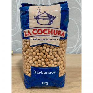 Garbanzos pedrosillanos (Supertomate - Tienda online)