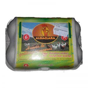 Huevos camperos (Supertomate - Tienda online)